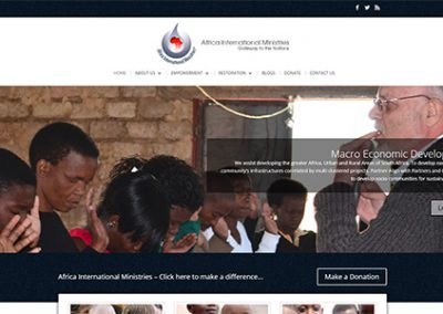 Africa International Ministries
